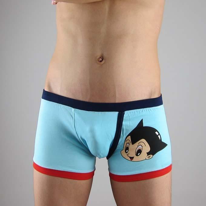 Cartoon Astroboy men's Underwear KT86