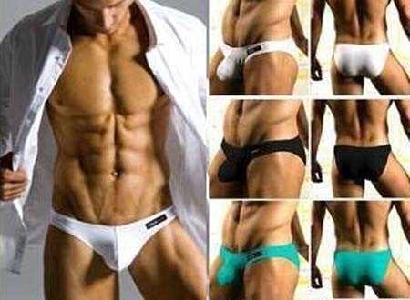 Men's Sexy underwear brief enhance bulge pouch CX02 MU57
