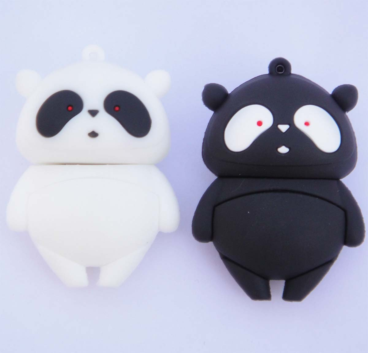 8GB/16GB/32GB Lovely Panda Shaped USB Flash Drive/Memory Stick Cute Pen Drive U-Disk EU68