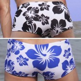 Men's sexy Swimwear swim trunks boxers briefs  MU06