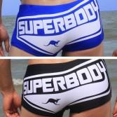 Men's sexy Swimwear swim trunks boxers briefs  MU07