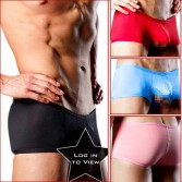 Ballz-Out Sexy Men's Underwear Boxers Briefs Size S M L  MU115