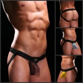 Sexy Men's See-Through Underwear Thong MU125