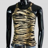 New Tiger Sexy Mens Underwear Tank Top MU210