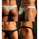 Men's See-Through Underwear briefs shorts  MU55