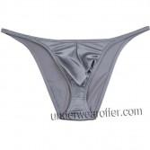Men Bodybuilding Posing Trunk Fitness Posing Underwear Hot Beachwear Board Pouch MU623