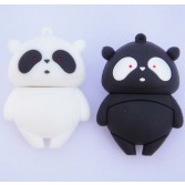 8GB/16GB/32GB Lovely Panda Shaped USB Flash Drive/Memory Stick Cute Pen Drive U-Disk EU68