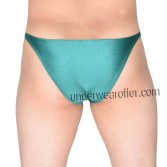 Men Bodybuilding Posing Trunk Fitness Briefs Underwear Hot Beachwear Board Pouch MU718