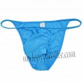 Sexy Mens String Shiny Bikini Briefs Gays Underwear Micro Brefs Scales pattern Tanga Pants MU784