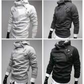 Men's Slim Designed Coat Jacket Size XS~L 4 Color MU1001