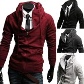 Men's Stylish Slim Fit Jackets Coats 4 Size 4 Color MU1012