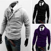 Men's Stylish Slim Fit Jackets Coats 4 Color XS~L MU1024