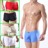 U-Brief Sexy Men's Underwear Boxers Briefs Polyamid MU323 M L XL