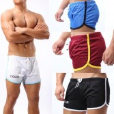 NEW Men's Underwear Free Men Sports Boxer Shorts With Breath Hole MU329 Size M L XL 4 Color