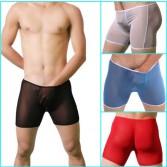 Sexy Men's See-Through Underwear Boxers MU506