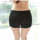 Super Sexy Women Mini Skirts Transparent Thin Dress Tight Slim Fitted Skirt