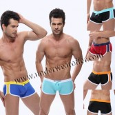 Sexy Men's  Boxers Swimwear Beach bikini swimwear Shorts Boxers MU956