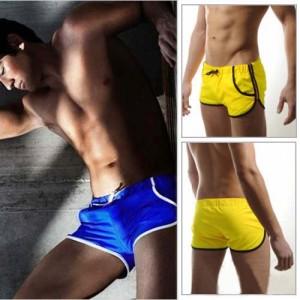 New Men's sexy Briefs Boxers Swimwear  MU26