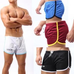NEW Men's Underwear Free Men Sports Boxer Shorts With Breath Hole MU329 Size M L XL 4 Color