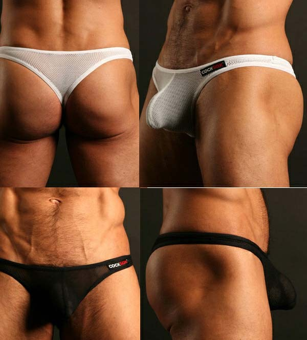 Mens See Thru Underwear 2