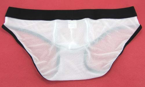 Sexy Men S See Through Underwear Shorts Briefs Mu127
