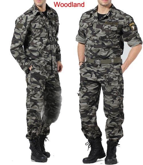 men�s military bdu pants amp coat army cargo fatigue