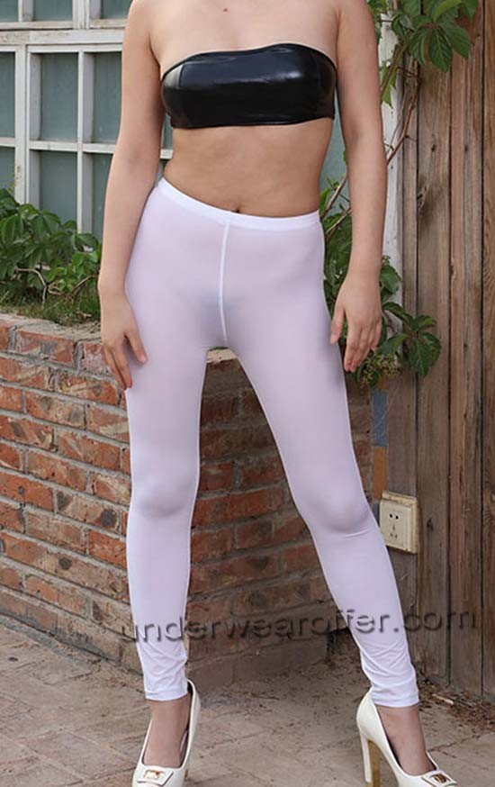 See Through Yoga Pants Pictures